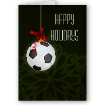Happy Holidays from RRWSL