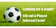 Player Interest Form button
